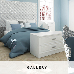 Custom bedrooms gallery
